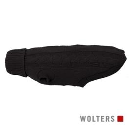 Kabeltrui zwart / maat 20 - 35 cm