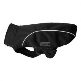 Softshell Jack zwart / maat 22 - 30 cm