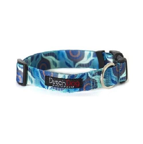 Halsband Aqua Flora