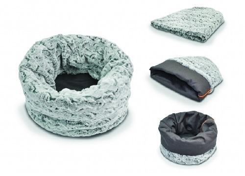 P.L.A.Y.  Snuggle Bed Husky Grey