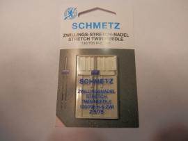 Schmetz Stretch tweelingnaald 2.5