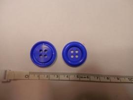 Knoop, Blauw, 25cm