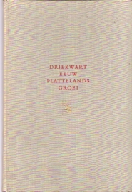 Lammerts, A. e.a. - 1888 - 1963 Driekwart eeuw plattelandsgroei