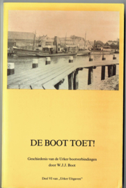De boot Toet ! - W.J.J. Boot