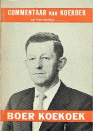 Commentaar van Koekoek op het boekje ......Boer Koekoek; H. Koekoek