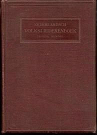 Lange, Daniël, e.a. - Nederlandsch volksliederenboek tweede deel