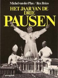 Plas, M van der, e.a. - Het jaar van de drie pausen
