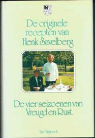 De vier seizoenen van Vreugd en Rust; Henk Savelberg e.a.
