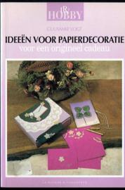 Ideeën voor papierdecoratie - Guusanke Vogt