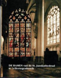 De ramen van de St. Janskathedraal te 's Hertogenbosch met de Gids voor de Sint Jan