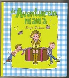 De Avonturenmama; Sonja Bakker -   Bij aankoop het Knutseldagboek gratis. Dit is een nieuw boek.