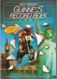 Russell, Alan - Het groot Guinness Recordboek 1987