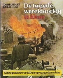 Hartman Tom e.a. - De tweede wereldoorlog in kleur.