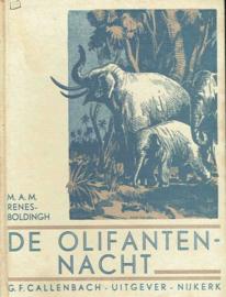 De olifantennacht; M.A.M. Renes-Bolding