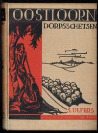 Oostloorn; dorpsschetsen - S. Ulfers