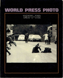 Jaarboek World Press Photo 1971 - 72