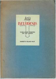 Roland Holst, H - Belijdenis voor jonge menschen die God zoeken