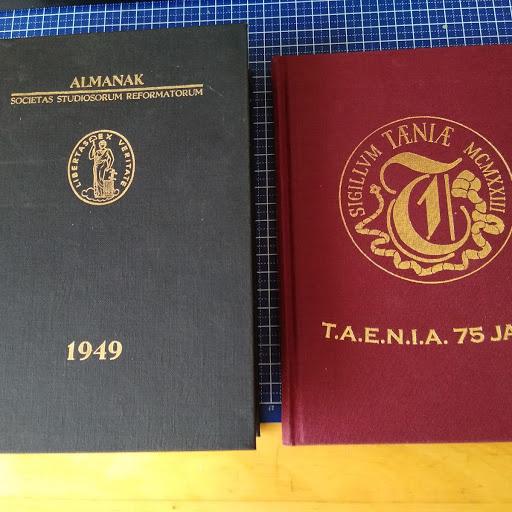T.A.E.N.I.A 75 en Almanak S.S.R. 1949