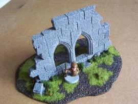 TAB392 - Painted Monastery Ruin 02