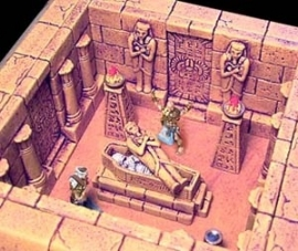 TAB161 - Egyptian Inner Pyramid 01
