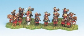 BHD-008 - Dark Elf Mounted Crossbow Archers (12)