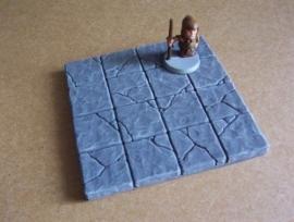 TAB484 - Medieval Gothic 4x4 floorplate 17