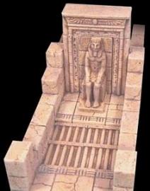 TAB051 - Egyptian Statue Trap