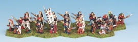 BHD-004 - Dark Elf Spearmen (32)