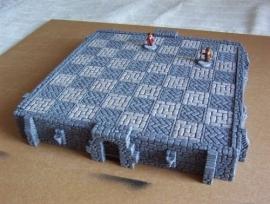 TAB004 - Fieldstone Chess Board 01