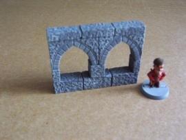 TAB465 - Medieval Gothic Wall 03