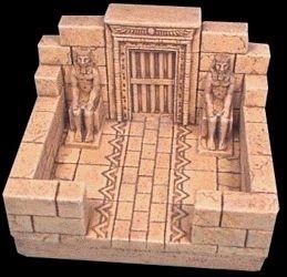 TAB053 - Egyptian Throne Entrance