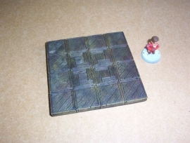 TAB468 - Medieval Gothic 4x4 floorplate 02