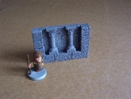 TAB489 - Medieval Gothic Wall 07