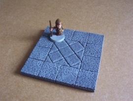 TAB471 - Medieval Gothic 4x4 floorplate 05