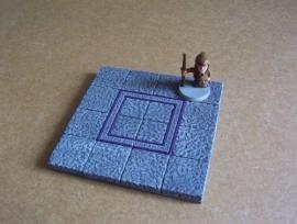 TAB485 - Medieval Gothic 4x4 floorplate 18