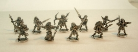 BHW-009 - Wood Elf Warband