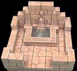 TAB048 - Egyptian Small Fountain