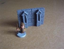 TAB490 - Medieval Gothic Wall 08
