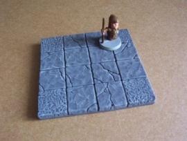 TAB482 - Medieval Gothic 4x4 floorplate 15