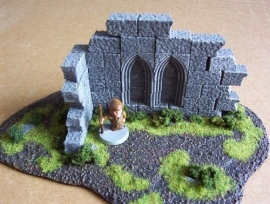 TAB391 - Painted Monastery Ruin 01