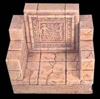 TAB043 - Egyptian Panel End