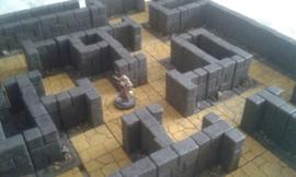 TAB573 - Modular Fantasy Maze 02