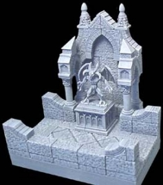 TAB194 - Gothic Demon Shrine