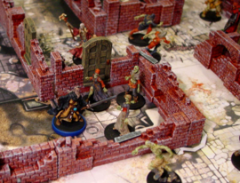 TAB430 - Zombicide Wall Set 01