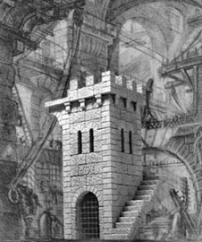 TAB148 - Gothic Prison Tower
