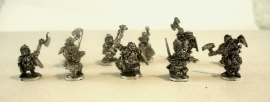 BHW-010 - Dwarf Clan Warriors