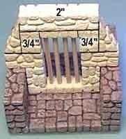 TAB073 - Fieldstone Modular Gate Section