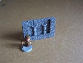 TAB487 - Medieval Gothic Wall 05