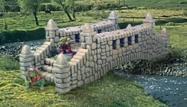 TAB007 - Small Fieldstone Bridge