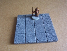 TAB479 - Medieval Gothic 4x4 floorplate 12